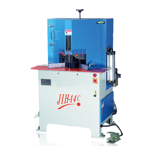 Picture of JIH-14C 45 Degree Double-Blade Angular Sawing Machine